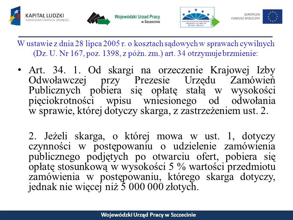 Art.3 i 4 ustawy nowelizującej Art. 3.