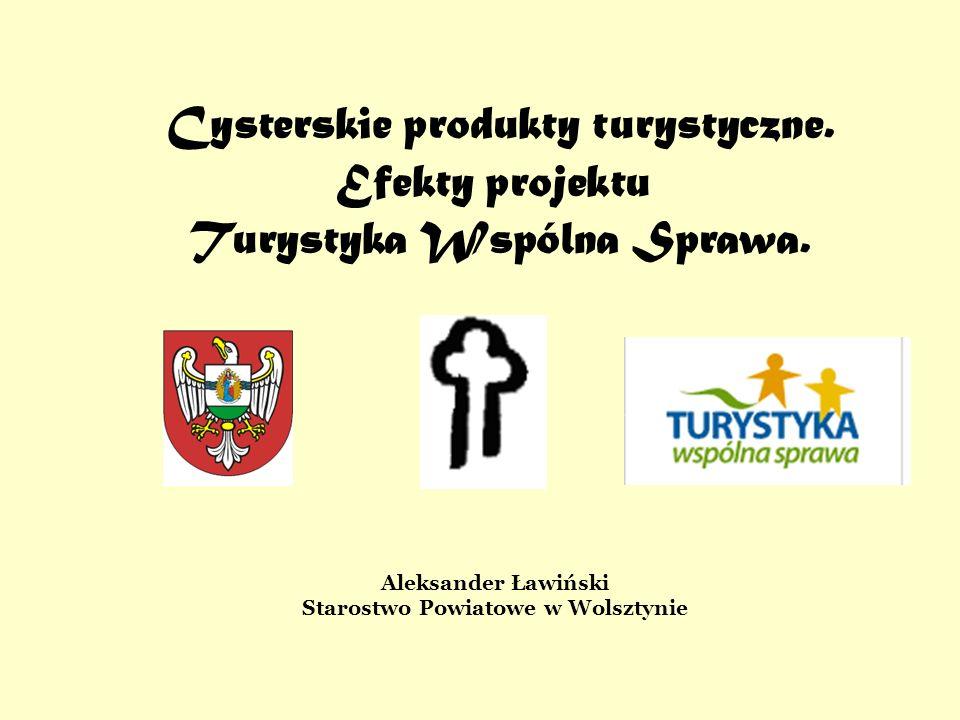 Grupa Partnerska Szlak Cysterski została zawiązana przez następujące osoby: 1.