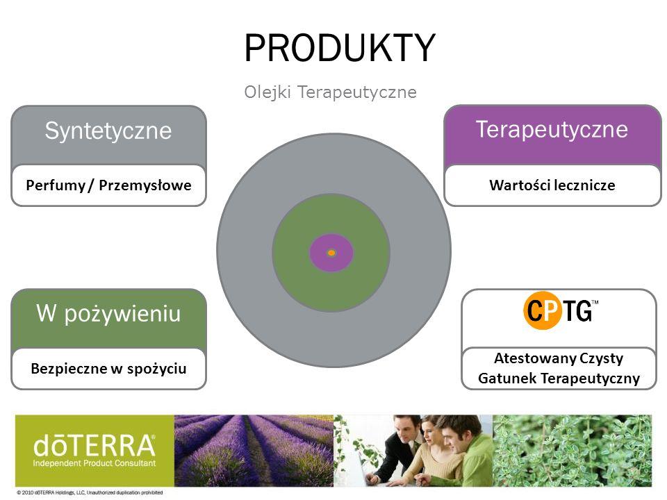 PRODUKTY Syntetyczne Perfumy / Przemysłowe W po żywieniu Bezpieczne w spożyciu Terapeutyczne Wartości lecznicze Atestowany Czysty Gatunek Terapeutyczn