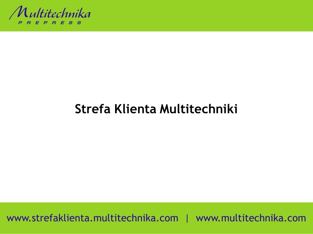 Strefa Klienta Multitechniki