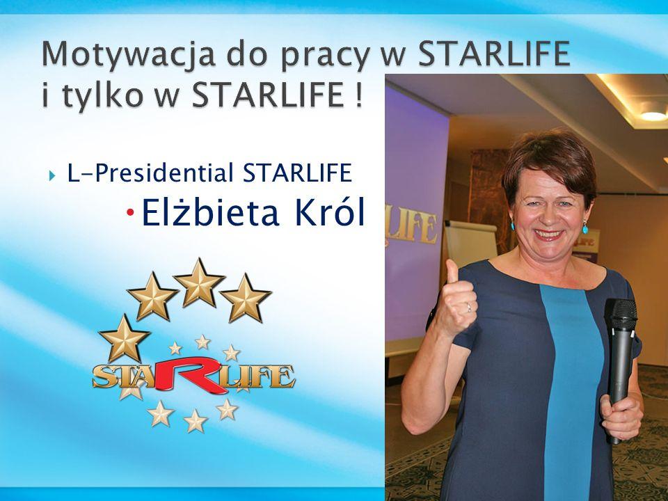 L-Presidential STARLIFE Elżbieta Król