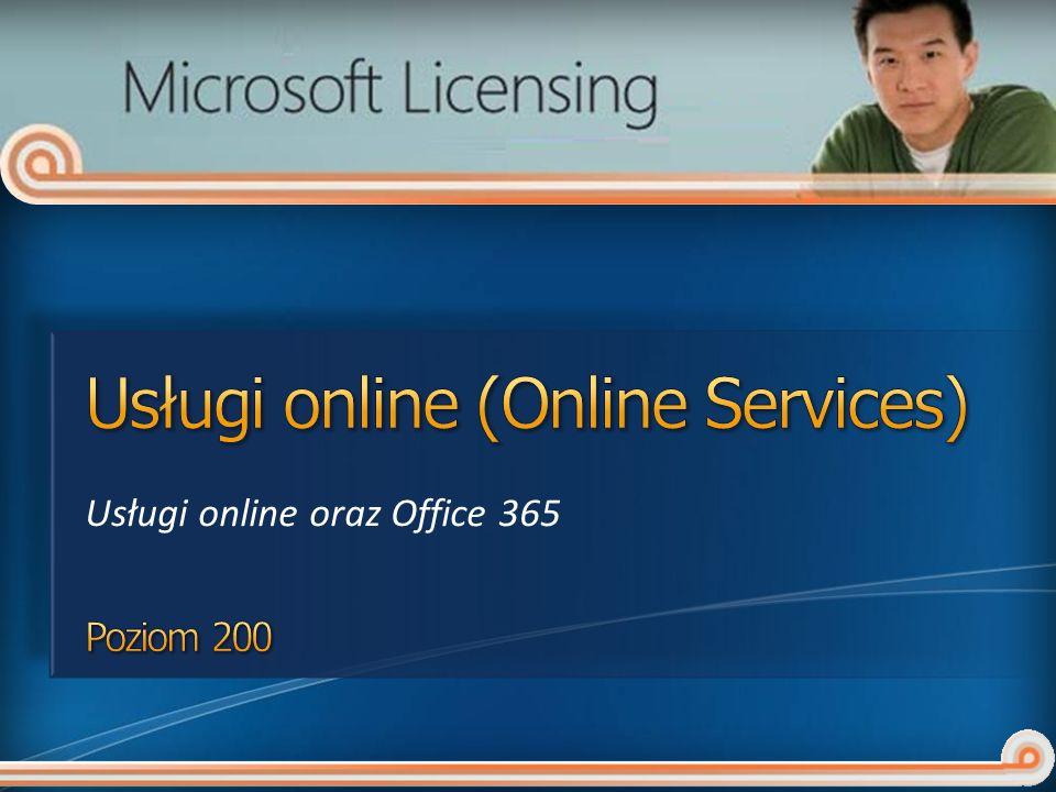 Usługi online oraz Office 365