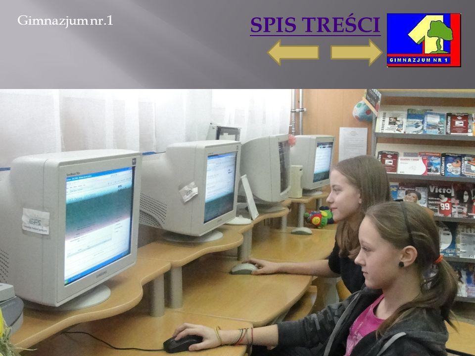 Gimnazjum nr.1 SPIS TREŚCI 2011-03-06Marta Ścisło17