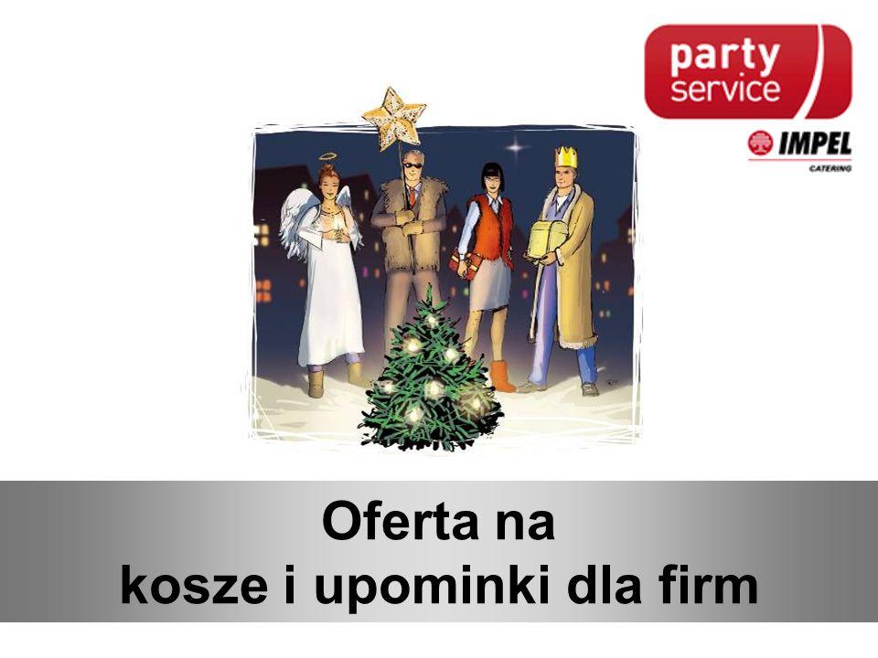 Warunki zamówienia W celu zamówienia koszy prosimy o kontakt: Beata Olejniczak Koordynator ds.