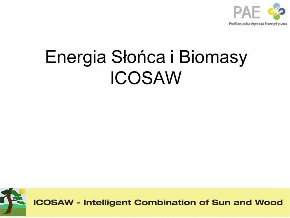 Energia Słońca i Biomasy ICOSAW