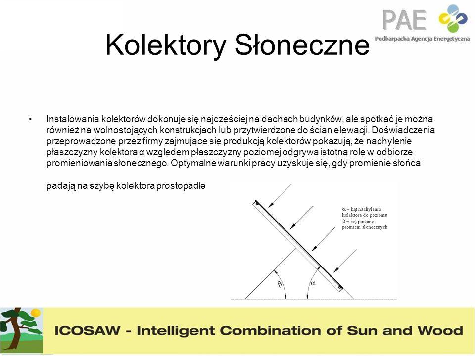 Kolektory Słoneczne Instalowania kolektorów dokonuje się najczęściej na dachach budynków, ale spotkać je można również na wolnostojących konstrukcjach