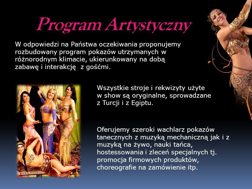 Proponowany program - Klasyka – styl najbardziej rozpoznawalny wśród publiczności.