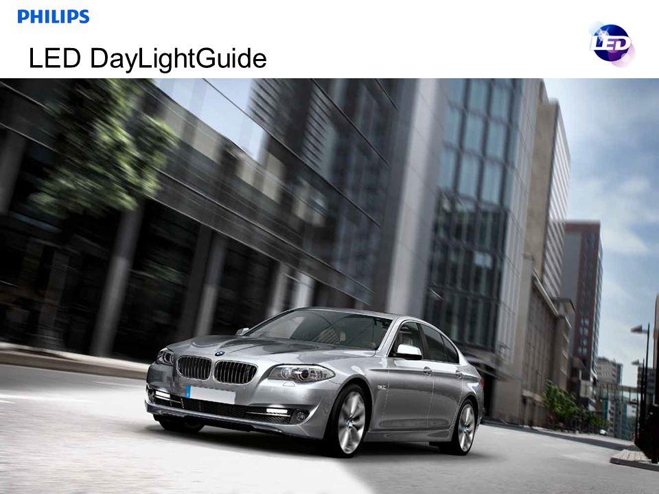 Oświetlenie motoryzacyjne Philips wrzesień 2010 Informacje o rynku