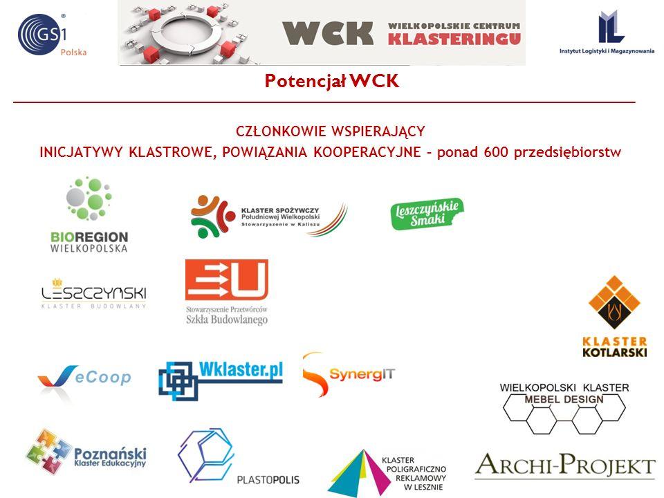 ,,, Potencjał WCK Uczelnie wyższe instytuty badawcze parki i centra technologiczne izby, fundacje, firmy konsultingowe, centra biznesu, kluby, partnerzy, eksperci