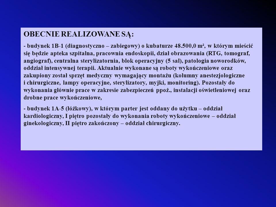 Plan sytuacyjny Szpitala Latawiec w Świdnicy.
