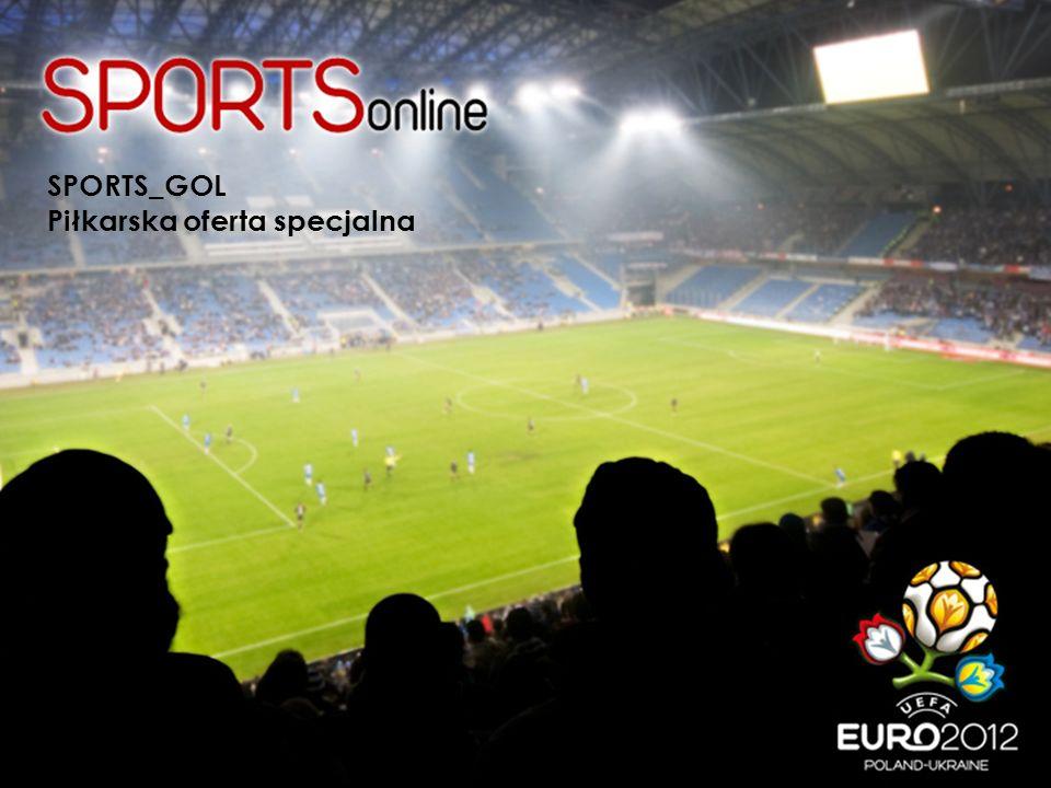 SPORTS_GOL Piłkarska oferta specjalna