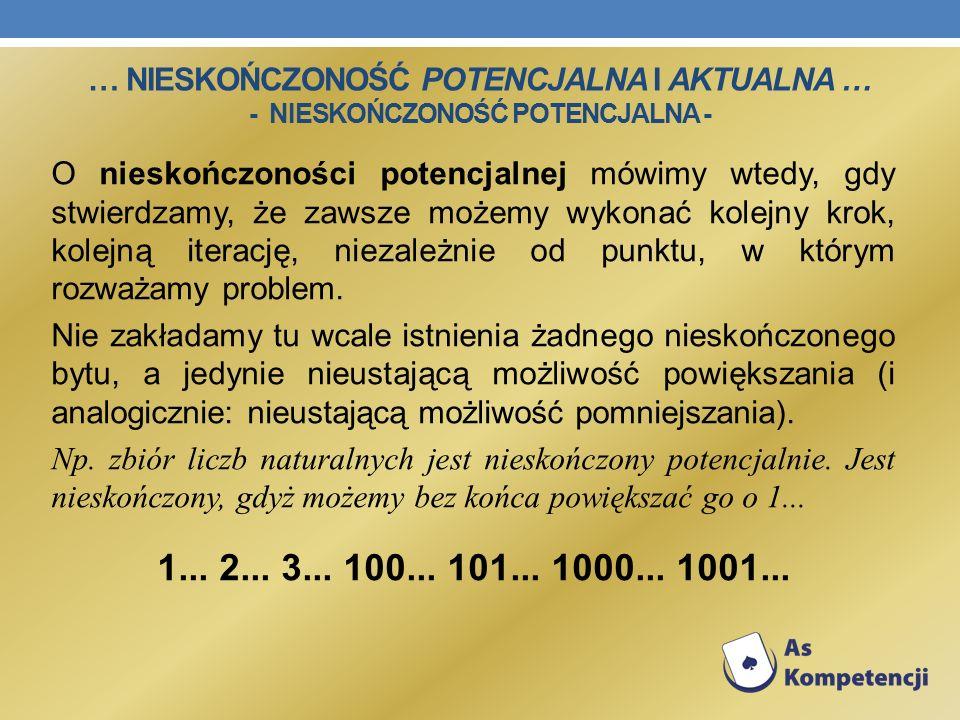 PARADOKSY ZENONA Z ELEI DYCHOTOMIA… gr.Díchotomia- podział na dwa/ dwudzielność.