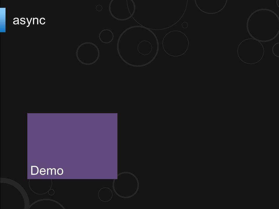 async Demo