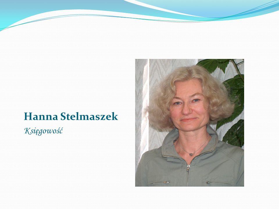 Hanna Stelmaszek Księgowość