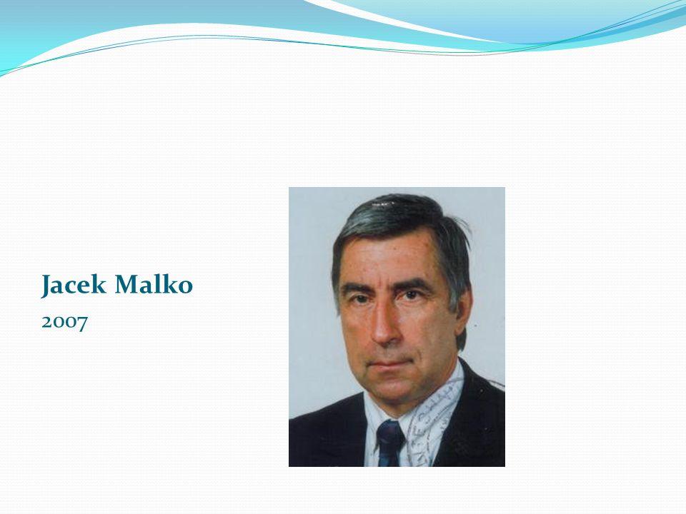 Jacek Malko 2007
