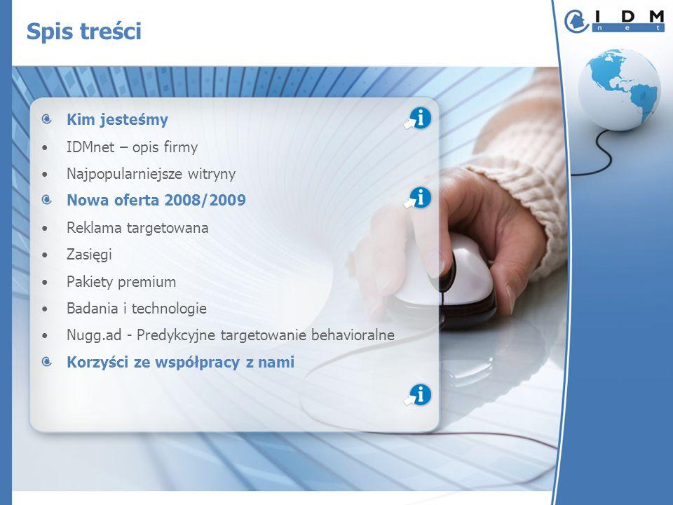 Zapraszamy do współpracy IDMnet ul.