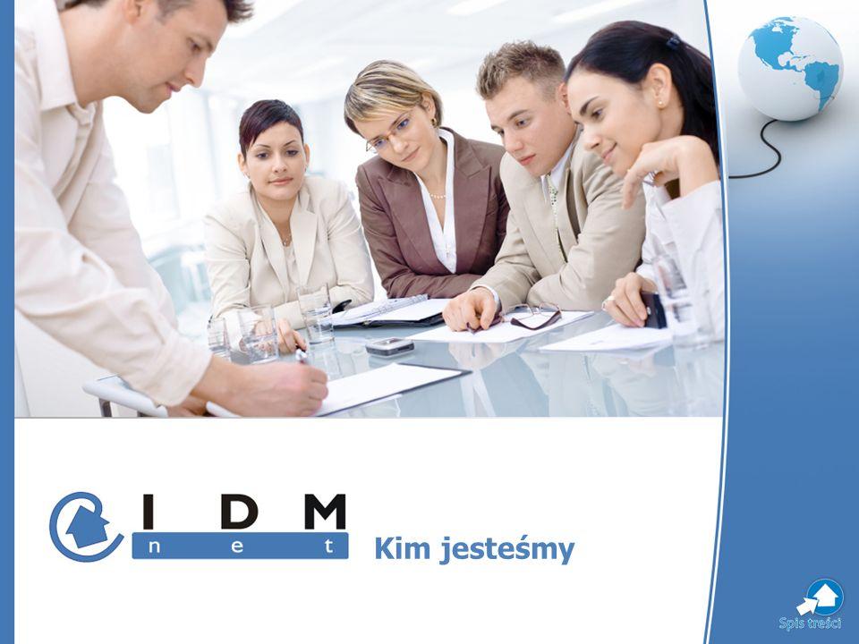 IDMnet – nasza misja IDMnet jest internetową siecią reklamową.
