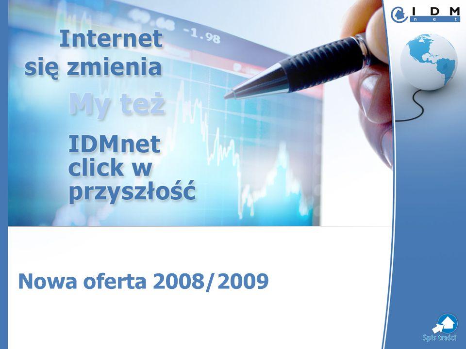 Nowa oferta 2008/2009