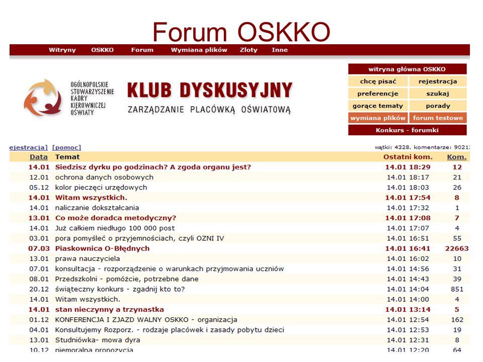 Forum OSKKO