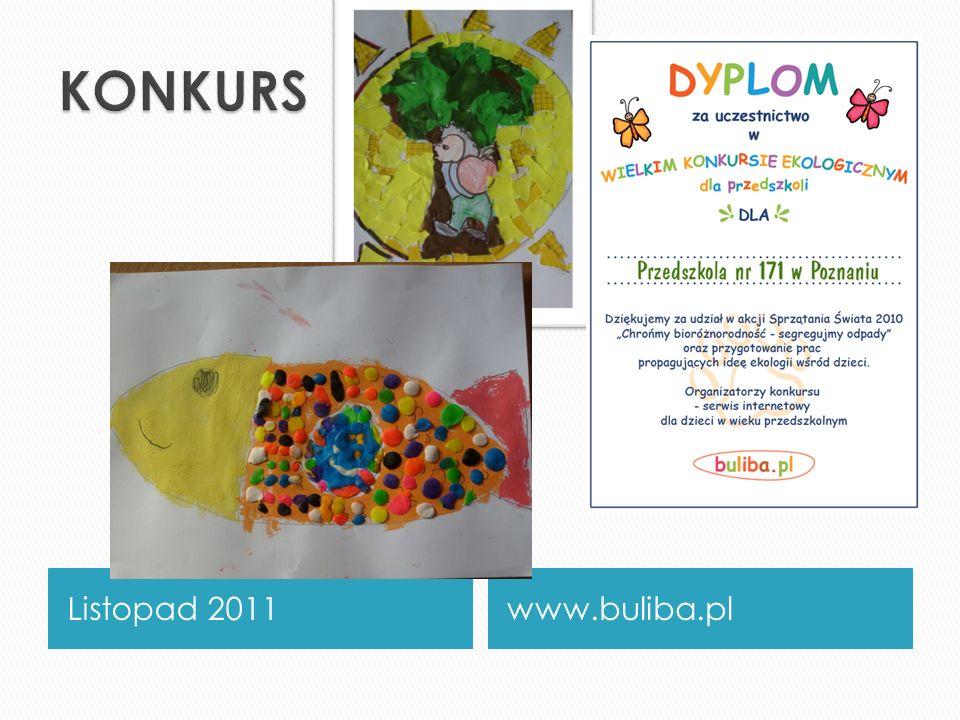 Listopad 2011www.buliba.pl