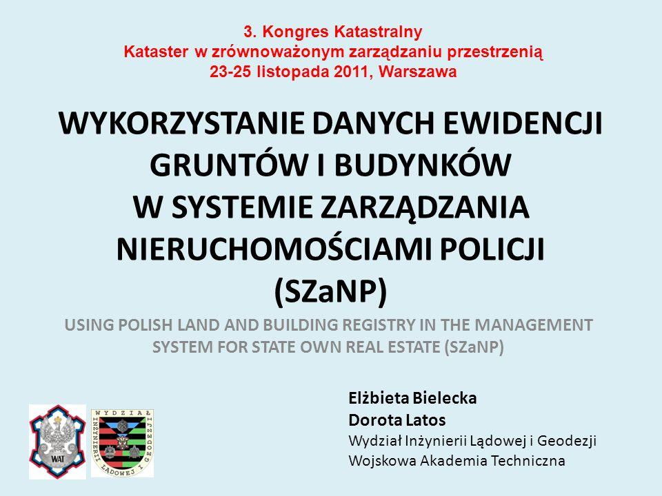 Projekt realizowany jest przez konsorcjum naukowo – przemysłowe, w skład którego wchodzi Wydział Inżynierii Lądowej i Geodezji Wojskowej Akademii Technicznej oraz ESRI Polska Praca naukowa finansowana ze środków na naukę w latach 2010-2012 jako projekt rozwojowy