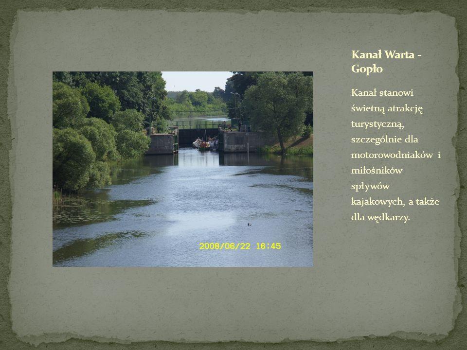 Kanał stanowi świetną atrakcję turystyczną, szczególnie dla motorowodniaków i miłośników spływów kajakowych, a także dla wędkarzy.