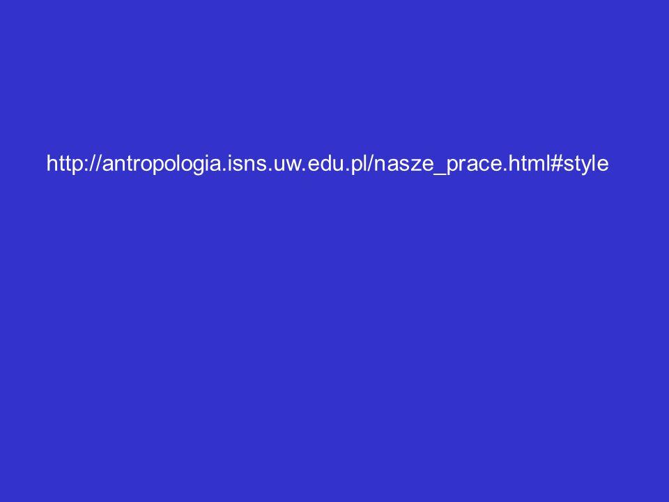 http://antropologia.isns.uw.edu.pl/nasze_prace.html#style