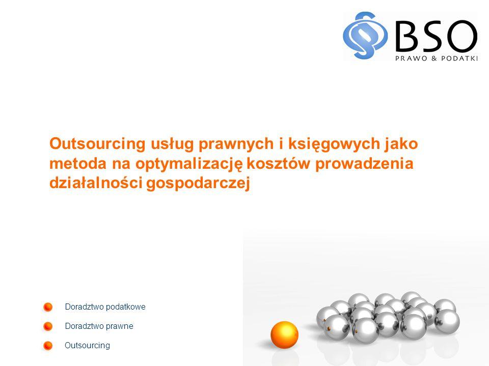 2 Istota outsourcingu Zewnętrzna obsługa podmiotów gospodarczych Wydzielenie określonych funkcji działalności przedsiębiorstwa Przekazanie realizacji zadań wyspecjalizowanym podmiotom zewnętrznym Wrocław, 12 października 2012 r.