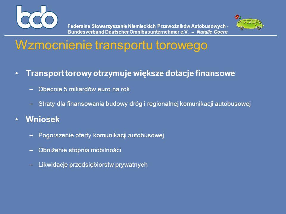 Federalne Stowarzyszenie Niemieckich Przewoźników Autobusowych - Bundesverband Deutscher Omnibusunternehmer e.V.