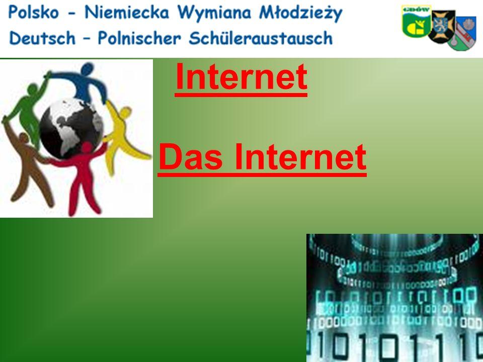 Internet Das Internet