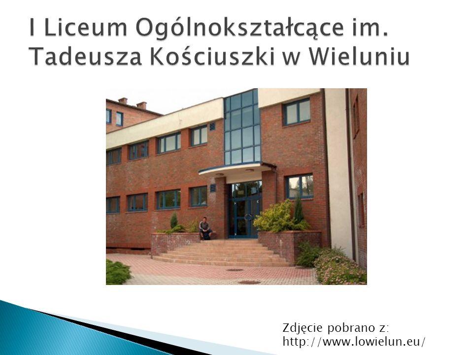 Zdjęcie pobrano z: http://www.lowielun.eu/