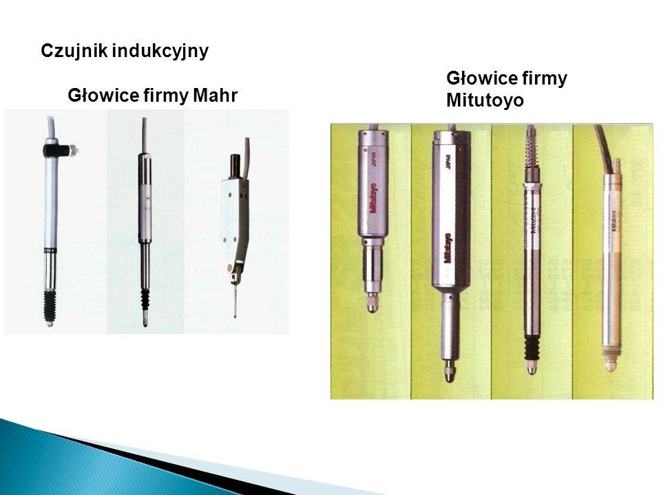 Przykład zastosowania dwóch czujników do jednoczesnego pomiaru dwóch średnic wałka wielostopniowego Minisystem pomiarowych Tesatronic TT firmy TESA z czujnikami indukcyjnymi
