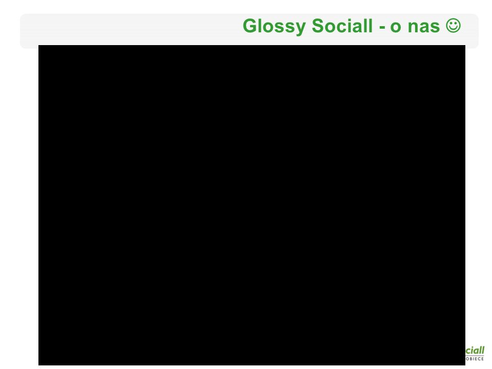 Glossy Sociall - o nas