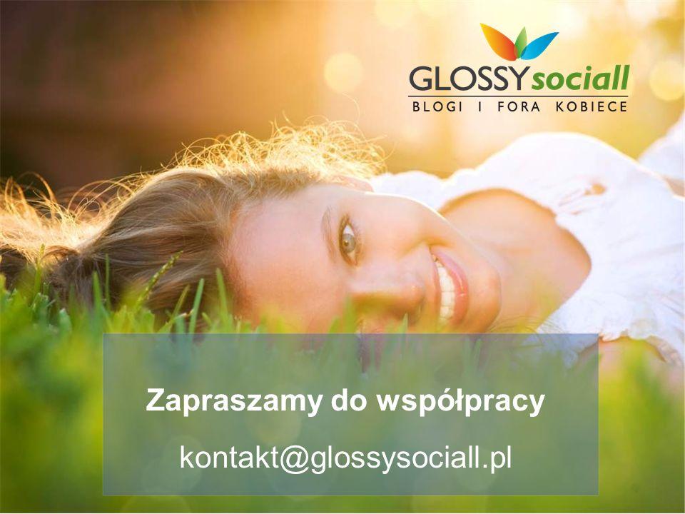 Zapraszamy do współpracy kontakt@glossysociall.pl