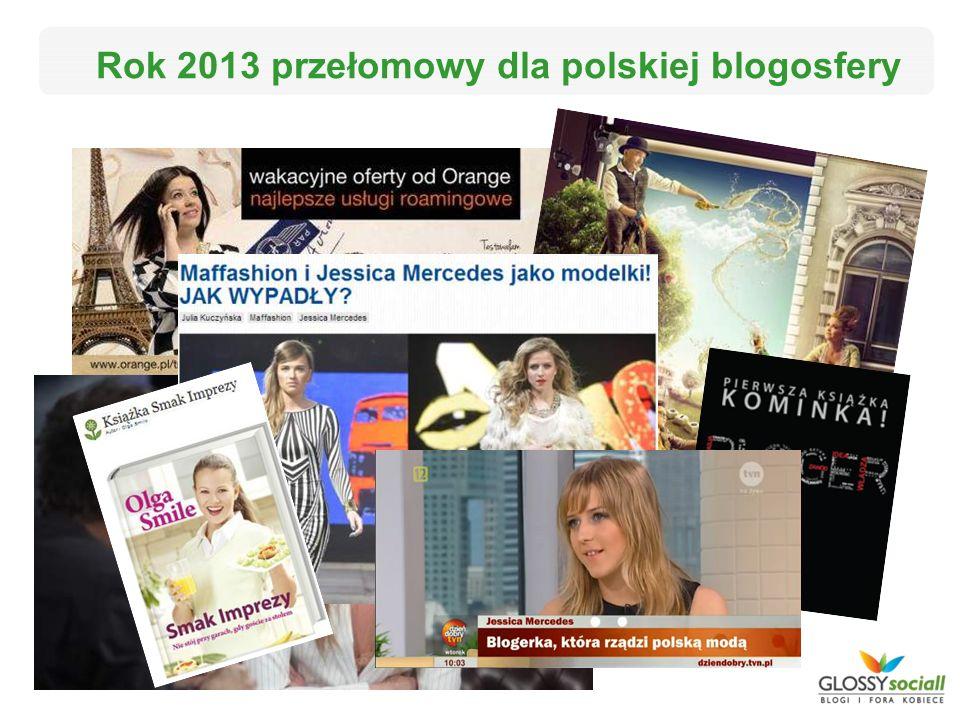 Rok 2013 przełomowy dla polskiej blogosfery