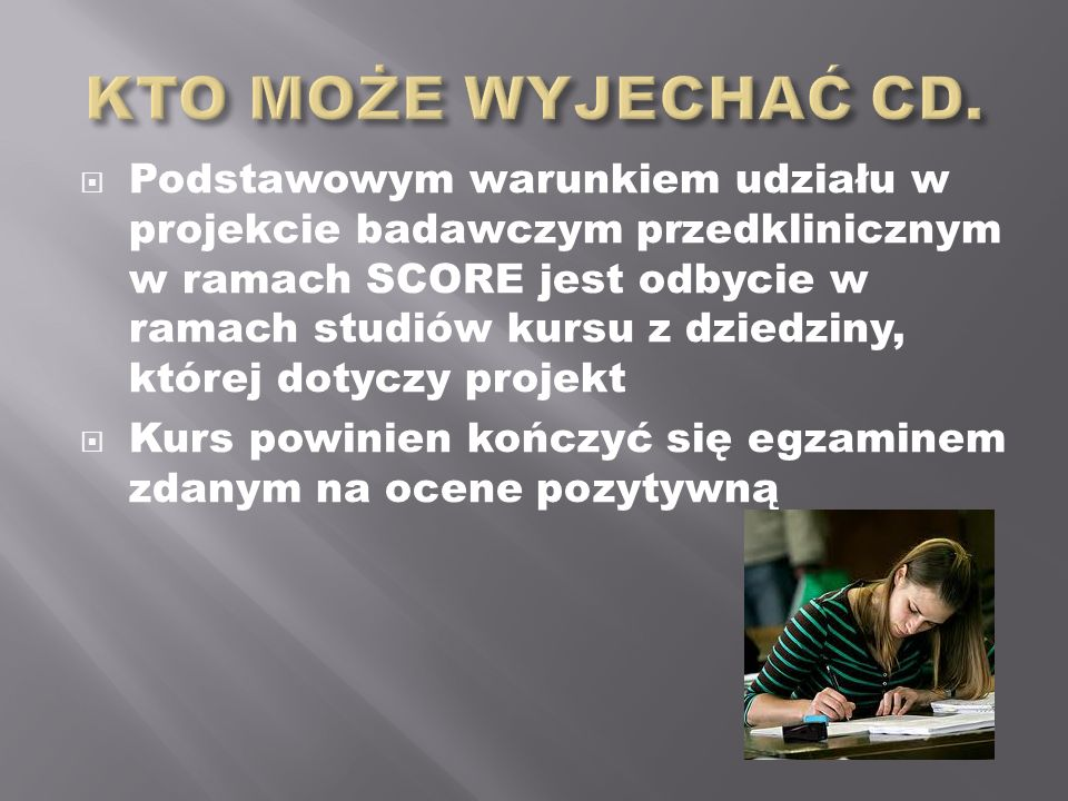 Debora Staniszewska Lokalny Koordynator ds.Wymiany Naukowej Tel.