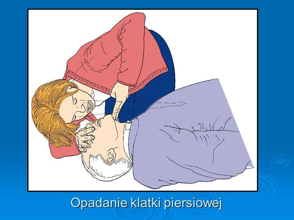 Opadanie klatki piersiowej