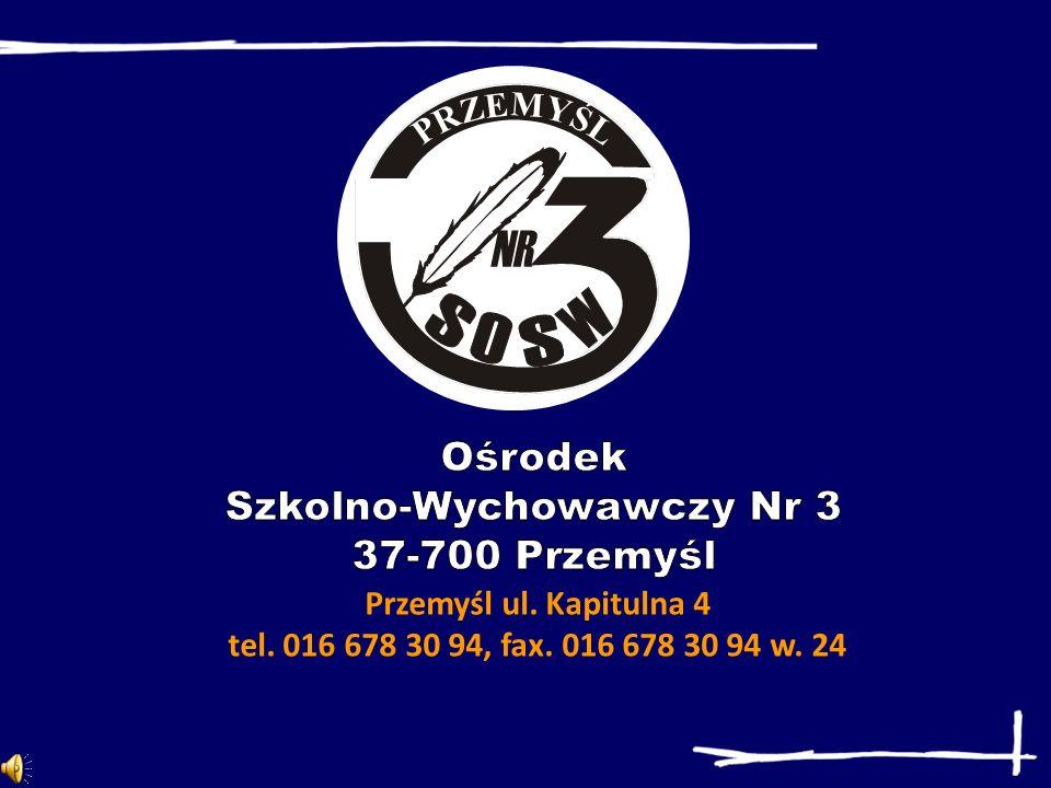 Przemyśl ul. Kapitulna 4 tel. 016 678 30 94, fax. 016 678 30 94 w. 24