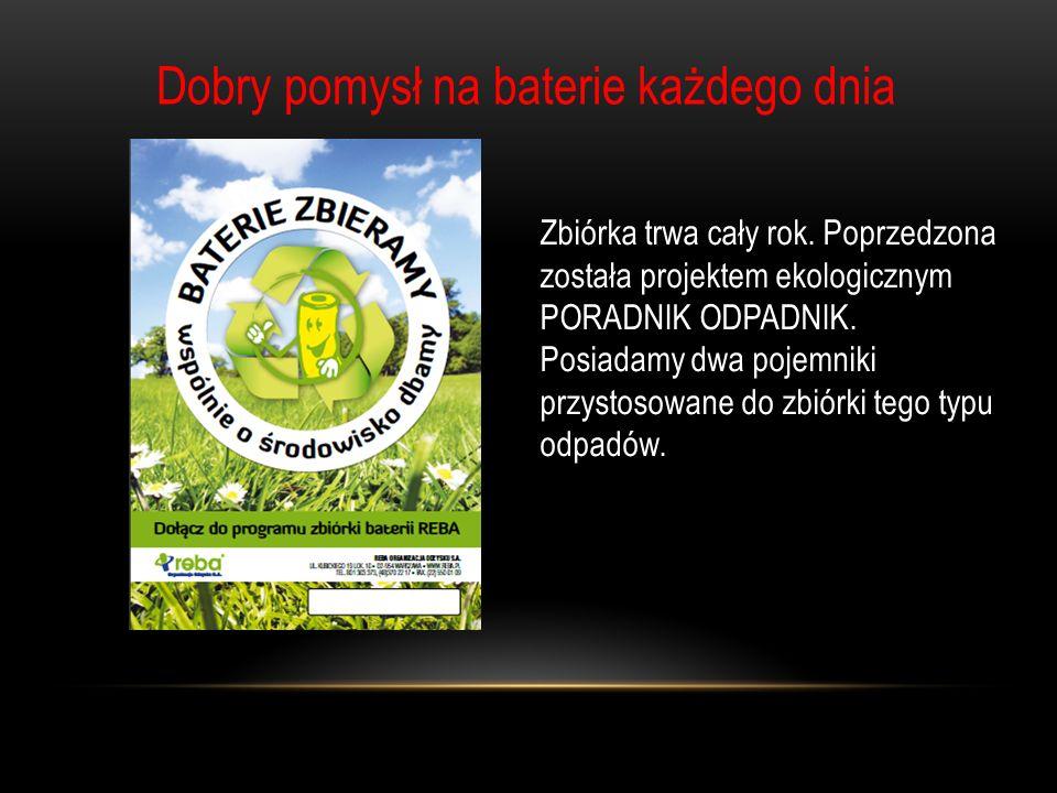 Certyfikat Promotora Recyklingu