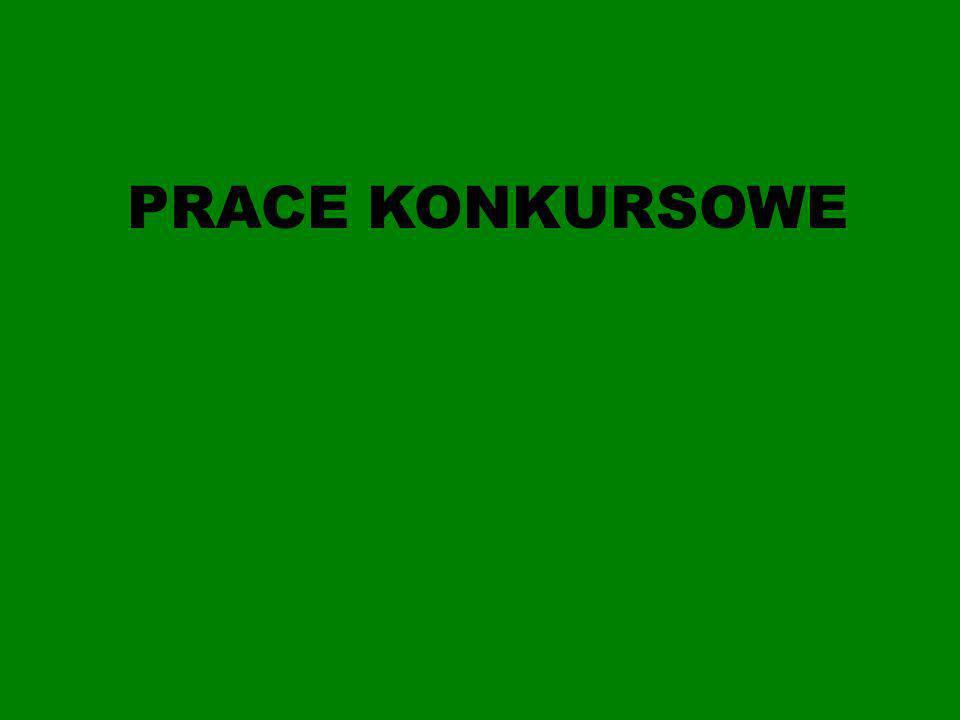 PRACE KONKURSOWE