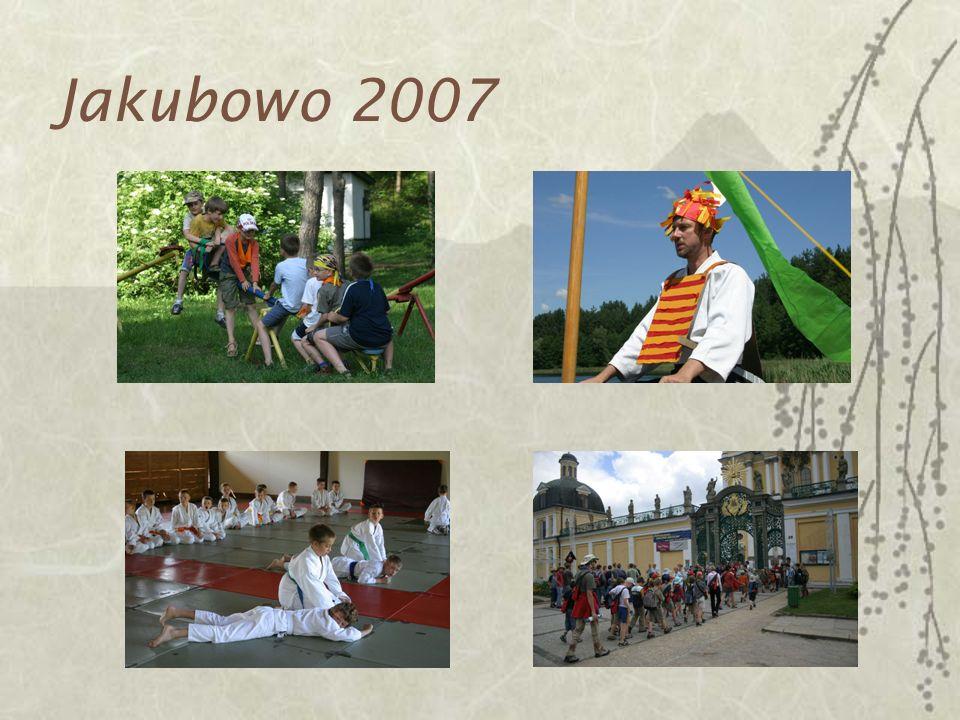 Jakubowo 2007 Agnieszka K ę powska Wychowawca – animator Artysta plastyk Ć wiczy aikido od 8 lat Zainteresowania: arteterapia, narciarstwo, muzyka rockowa