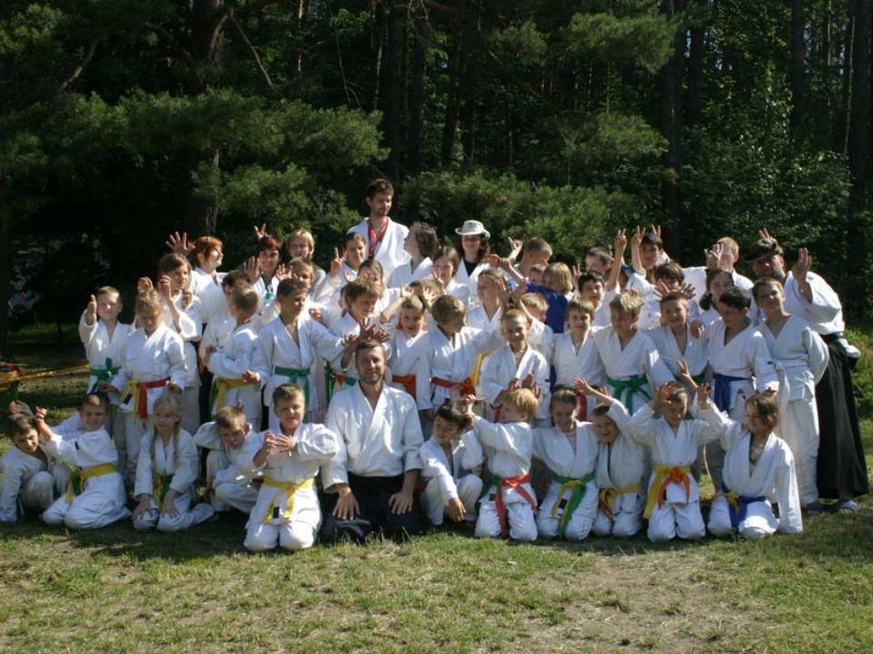 Jakubowo 2007 Przemek Baszak Wychowawca Programista-konsultant Ć wiczy aikido od 9 lat Zainteresowania: informatyka, narciarstwo, literatura