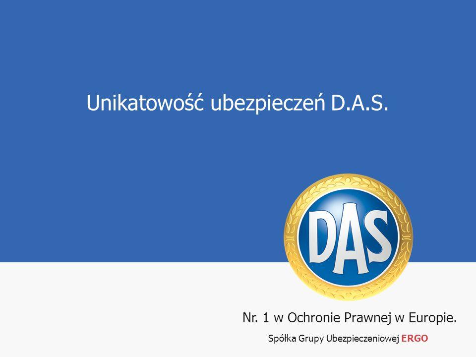 Nr. 1 w Ochronie Prawnej w Europie.