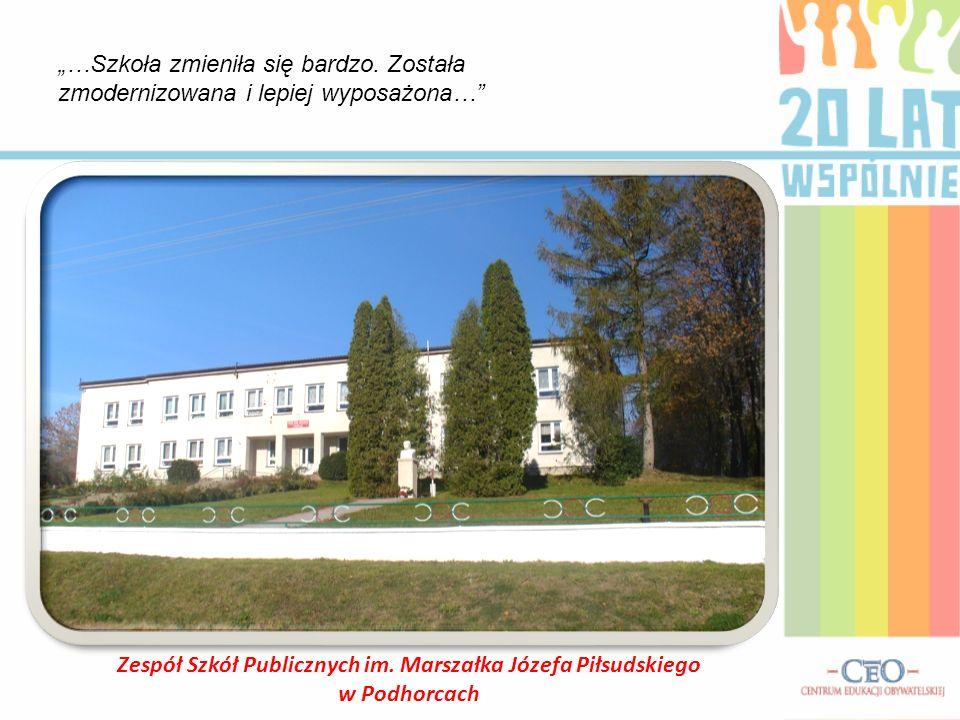 Budowa sali gimnastycznej przy Zespole Szkół Publicznych im.