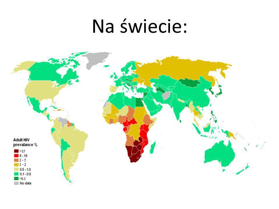 Na świecie: