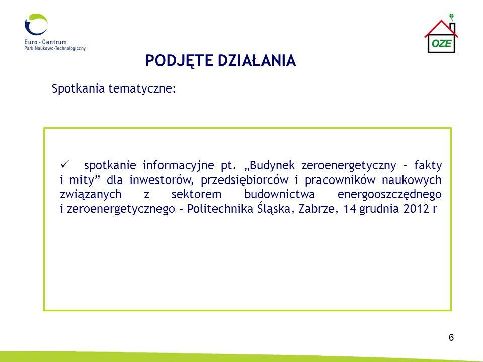7 Europejski Tydzień Zrównoważonej Energii – Kraków - 24-28 czerwca 2013 r.