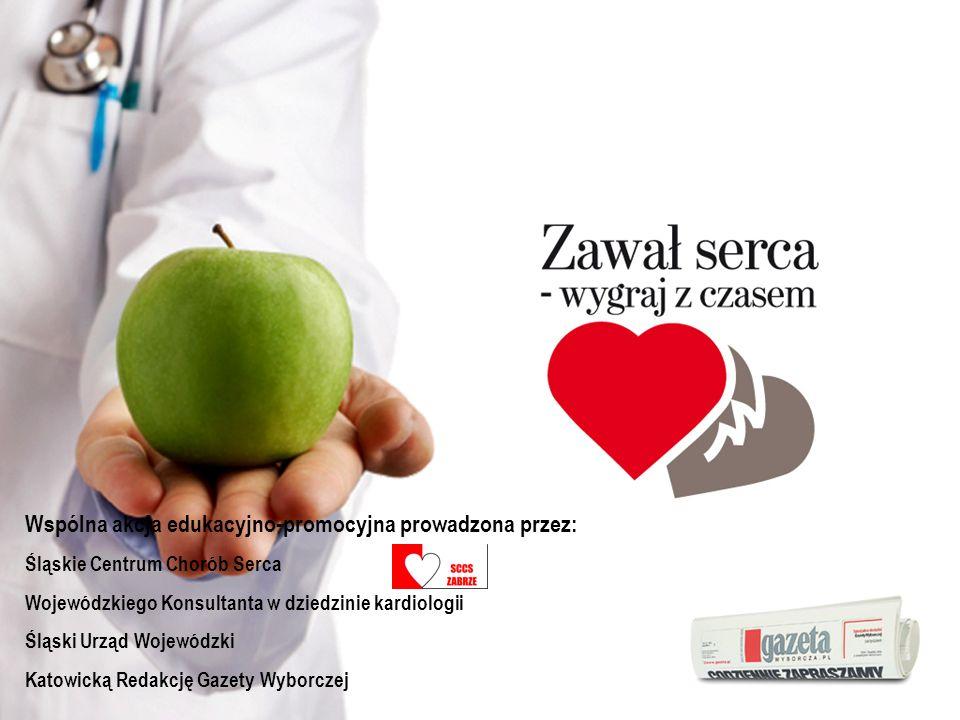 z nami dotrzesz do milionów 2 Zawał serca – wygraj z czasem Jednym z najsilniejszych czynników wpływających na śmiertelność chorych z zawałem serca jest czas od początku bólu zawałowego do otwarcia zatkanej przez zawał tętnicy.