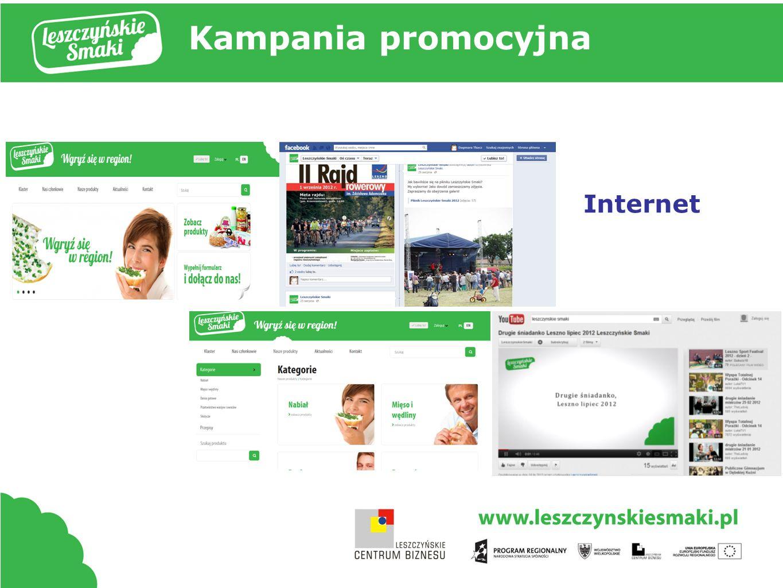 Internet Kampania promocyjna