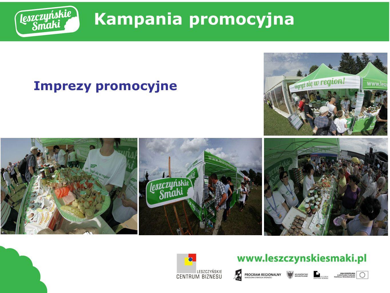 Imprezy promocyjne Kampania promocyjna