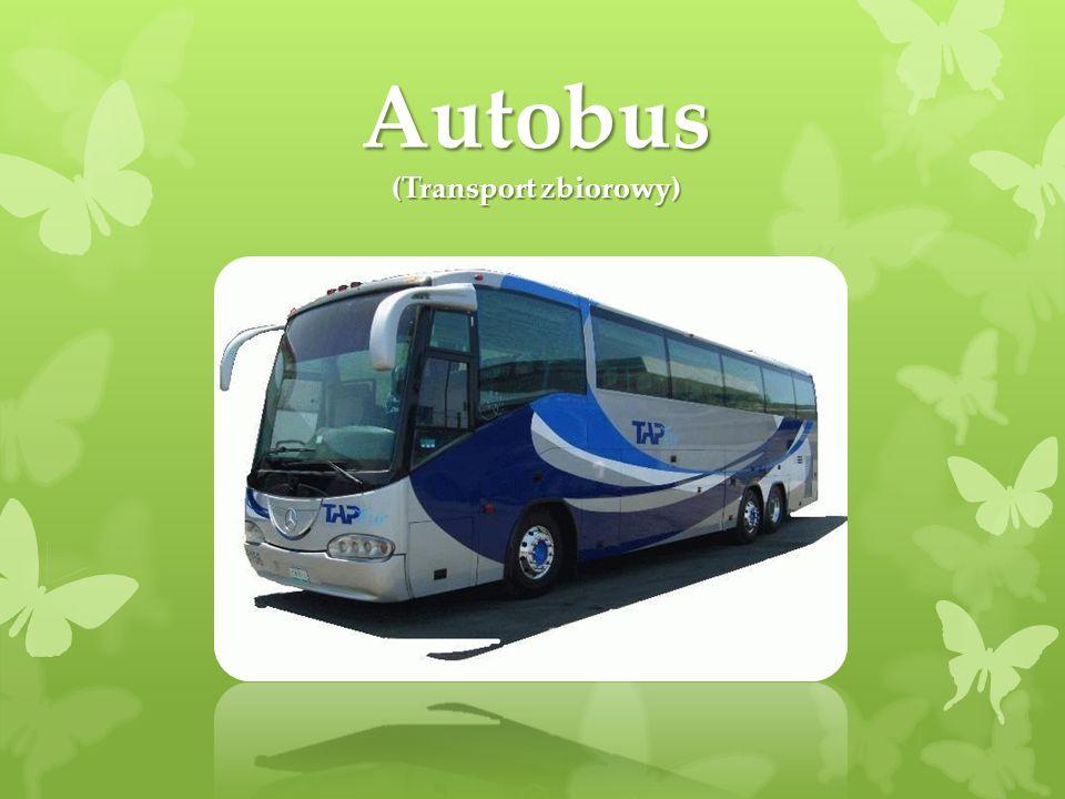 Autobus (Transport zbiorowy)
